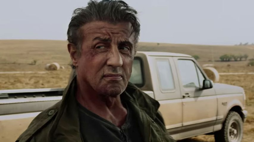 """Rambo 5""-Trailer: Sylvester Stallone zurück in Paraderolle!"