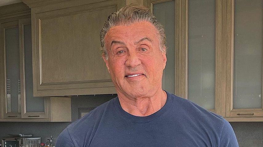 Sylvester Stallone, 2021