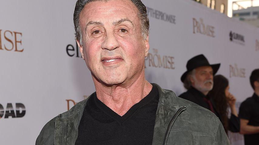 Sylvester Stallone: 2. Anzeige wegen sexuellen Missbrauchs!