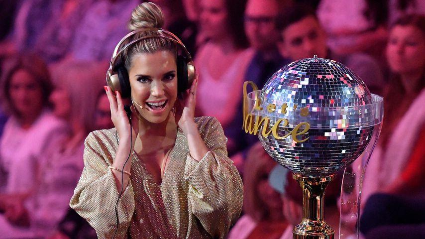 "Sylvie Meis bei ""Let's Dance"""