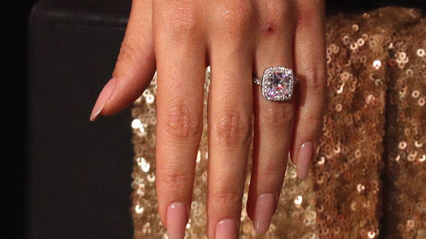 Sylvie Meis' Verlobungsring
