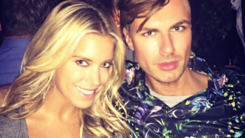 "Vor ""Stepping Out"": Sylvie Meis entspannt mit BFF André"