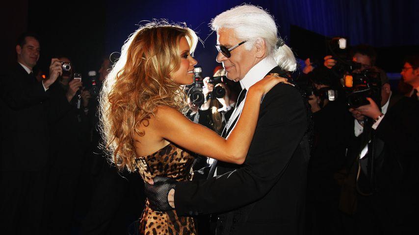 Promis in großer Trauer: Modeschöpfer Karl Lagerfeld ist tot