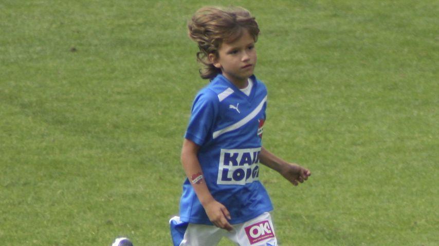 Beerbt Sylvies Sohn Damian bald Papa Rafael beim HSV?