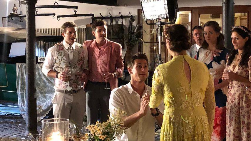 """Werden """"Sturm der Liebe""""-Romy & Paul als Nächste heiraten?"""
