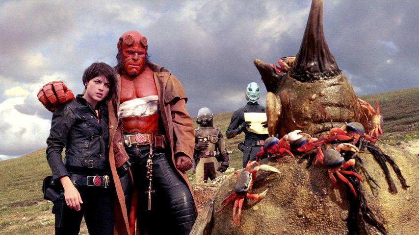 """Szene aus """"Hellboy II: Die Goldene Armee"""""""