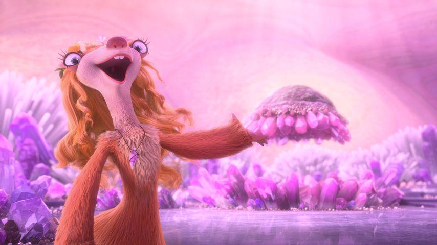 """Szene aus """"Ice Age - Kollision Voraus"""" mit Francine"""
