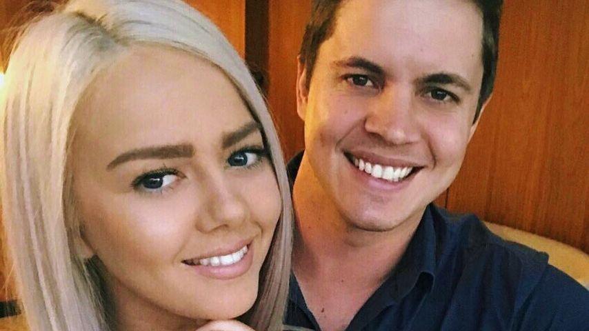 Johnny Ruffo und seine Freundin Tahnee Sims