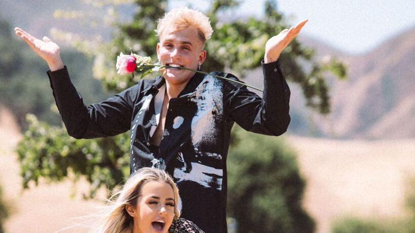 Gästeliste bekannt: So hot wird Tana und Jake Pauls Hochzeit