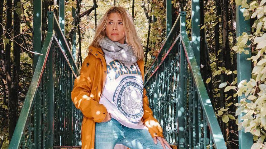 Schwangere Tanja Szewczenko hatte schon vier Fehlgeburten