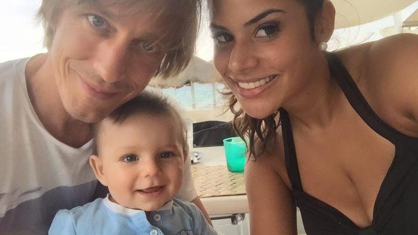 Trotz Liebes-Aus: Tanja Tischewitsch und Ex genießen Urlaub