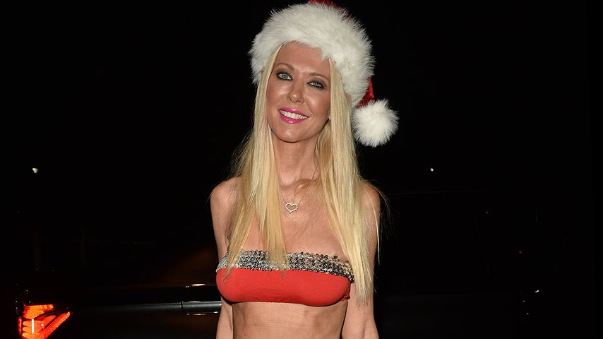 Tara Reid im Oktober 2016 bei einer Halloween-Party in Los Angeles.