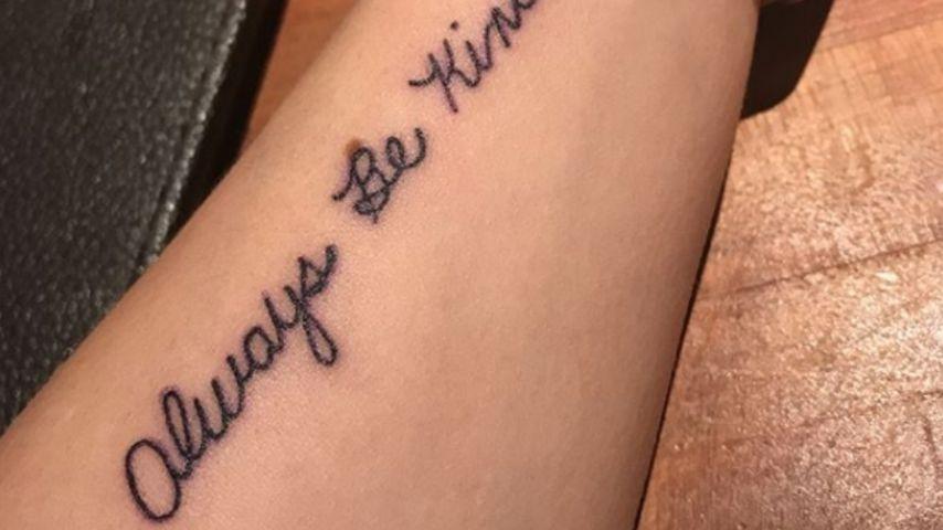 Tattoo von Mackenzie McKee