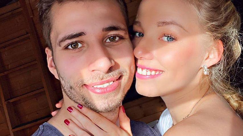 Tayisiya Morderger und ihr Freund