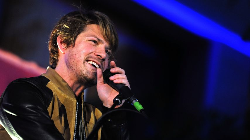 Taylor Hanson während eines Auftrittes in Texas im März 2017