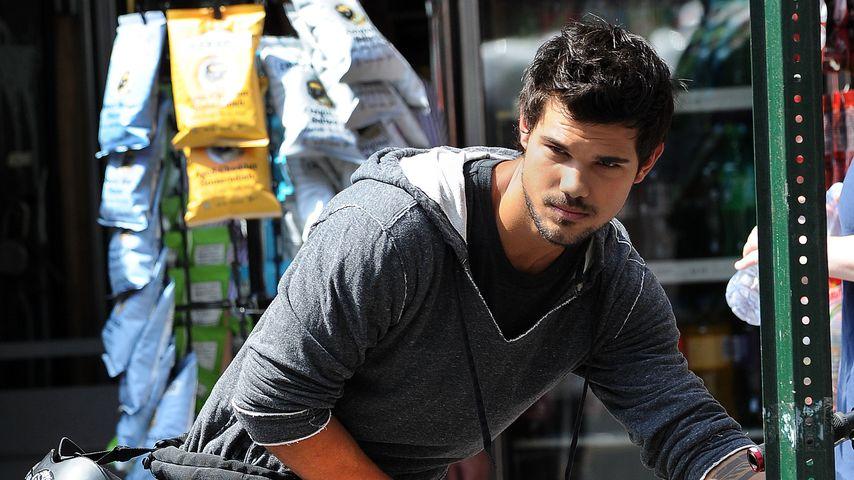 Das macht ihn so sexy: Taylor Lautner verrät Body-Geheimnis
