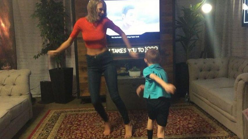 Hausbesuch! Taylor Swift zu Gast bei ihrem größten Fan