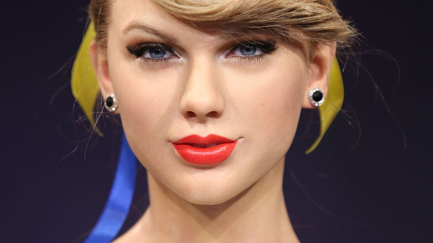 Wahnsinn! Das ist Taylor Swifts Wachs-Double