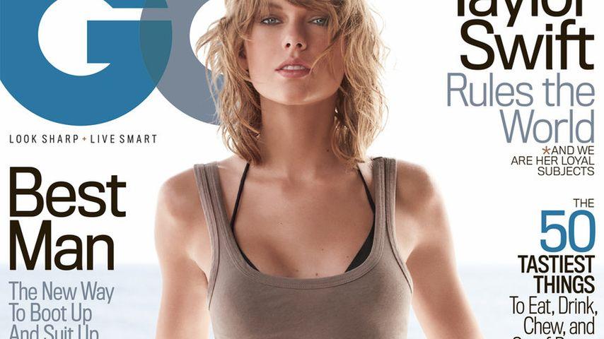 """Umwerfend sexy: Taylor Swift auf dem Cover der """"GQ"""""""
