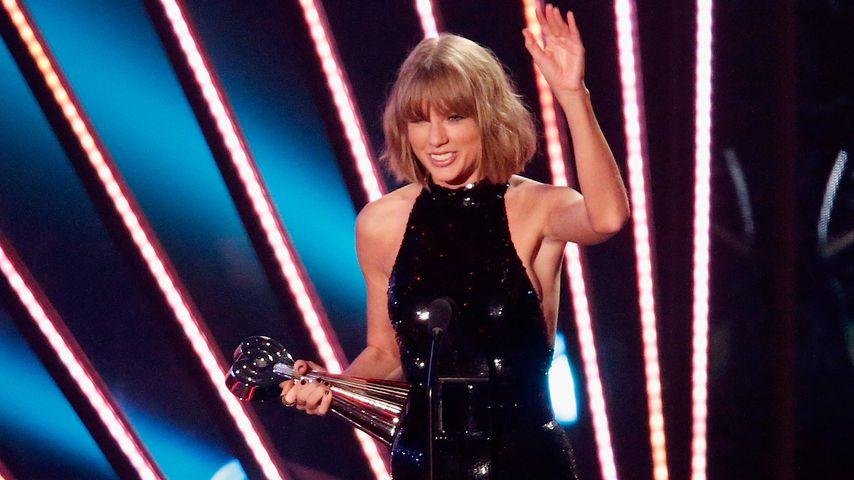 "Taylor Swift bei der ""iHEartRadio"" Musik Award Show"