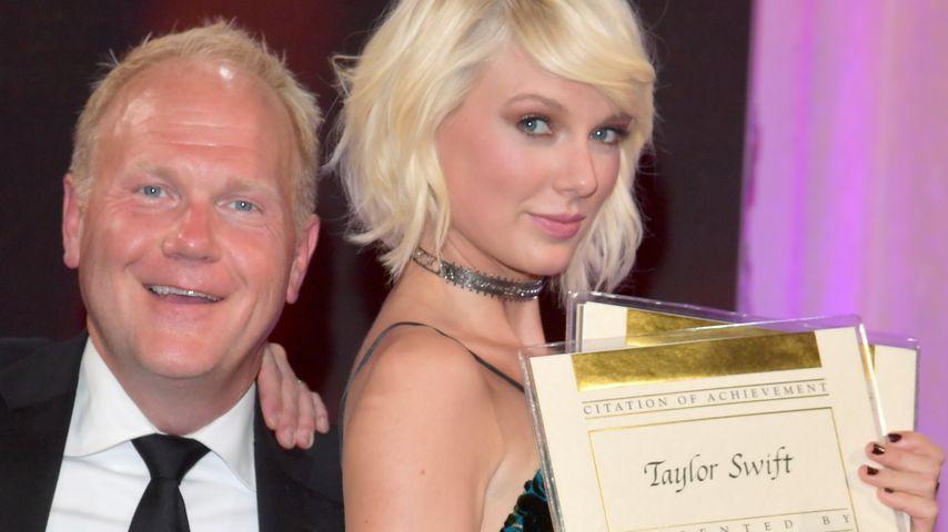 Außenseiter-Alien: Mini-Taylor Swift verwirrte als Teletubby