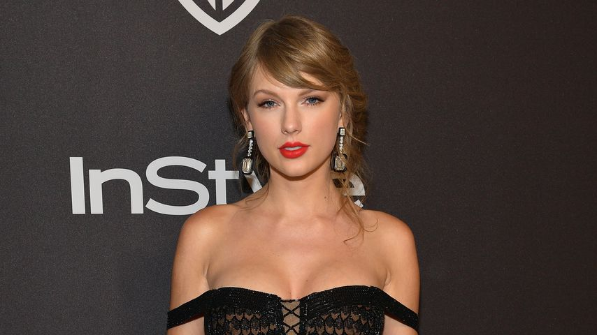 Musikerin Taylor Swift bei den Golden Globe Awards 2019