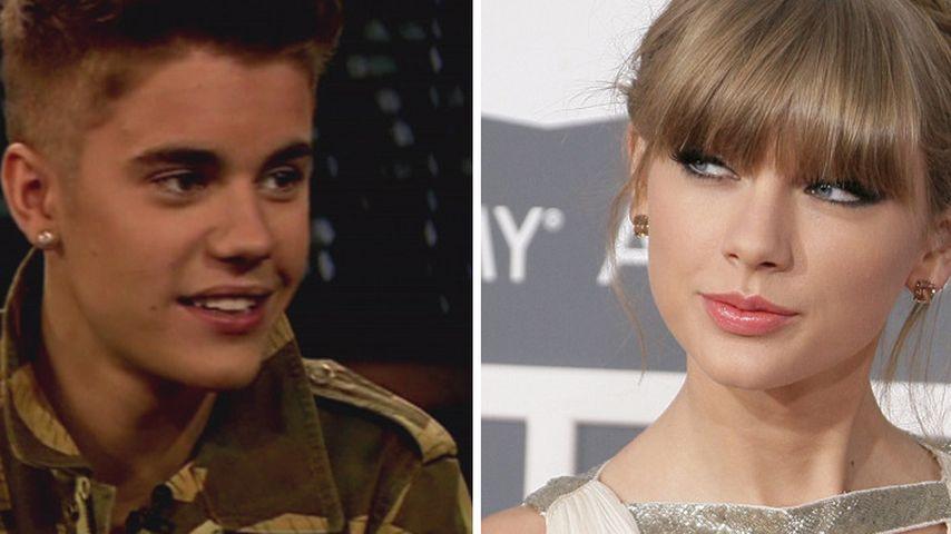 Nach Biebers EMA-Auferstehung: Ist Taylor Swift abgehängt?