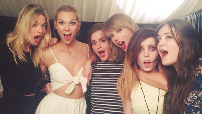 Taylor Swift, Emma Watson, Karlie Kloss, Martha Hunt und Co.