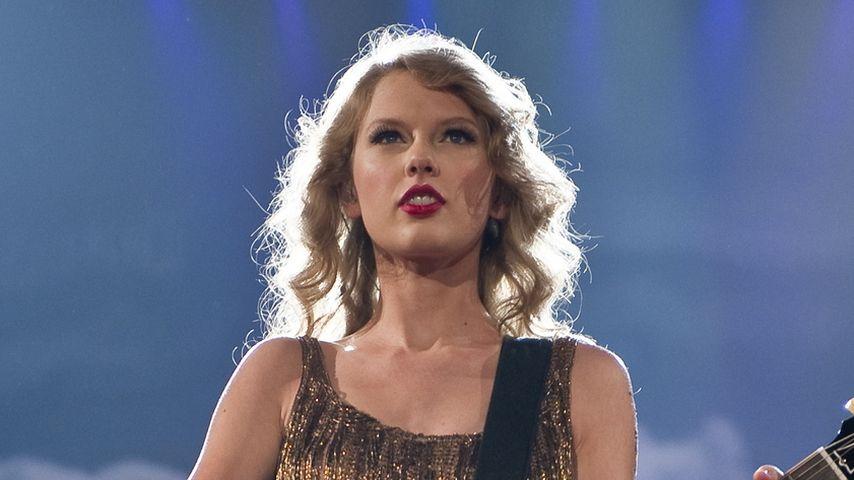 Das war Taylor Swifts schönstes X-mas-Geschenk