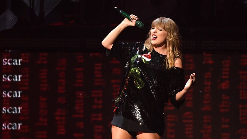 Taylor Swift beim iHeartRadio Jingle Ball 2017