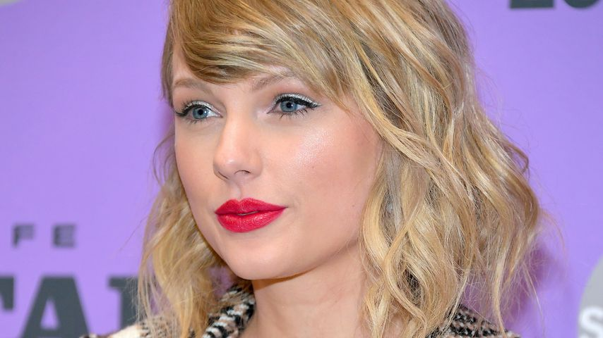"Taylor Swift bei der ""Miss Americana""-Premiere im Januar 2020 in Park City"