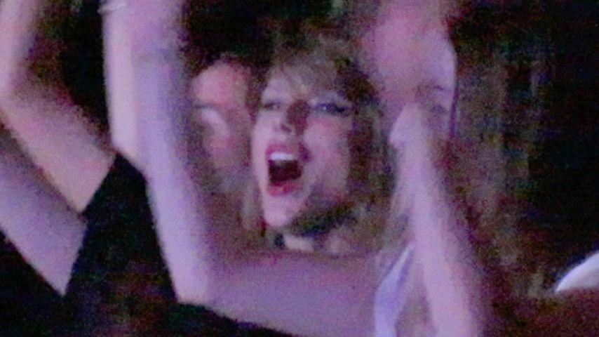 Taylor Swift rockt beim Justin Timberlake-Konzert