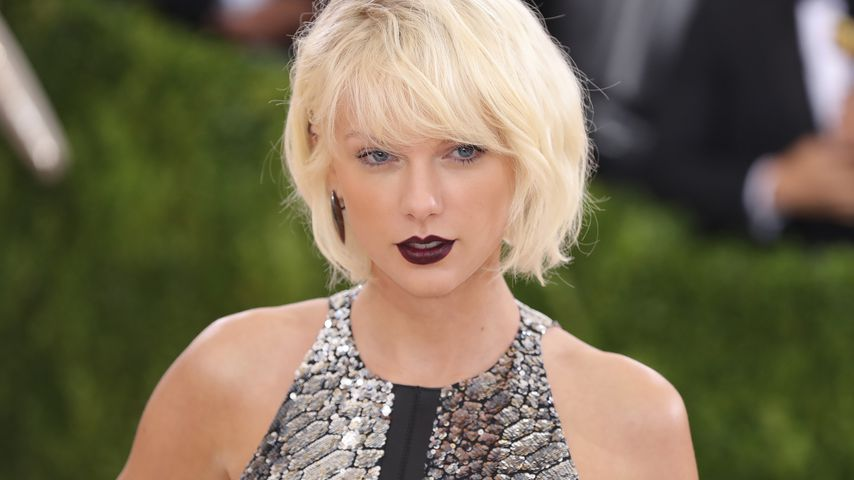 Taylor Swift bei einer Gala in New York