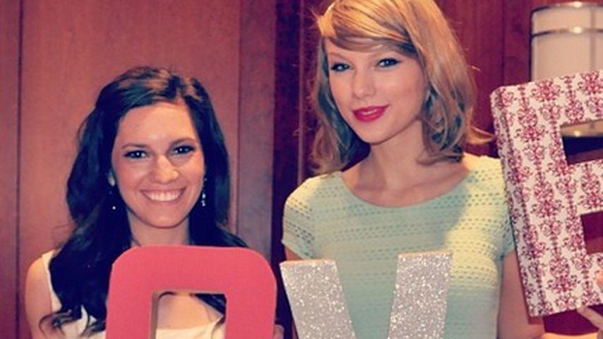 Herzig: Taylor Swift überrascht Fan auf Brautparty