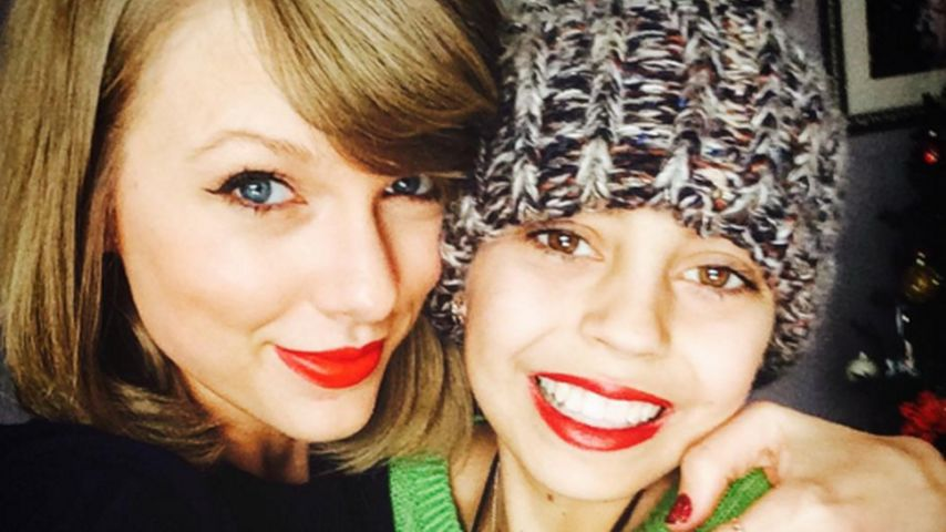 Unbezahlbare Geste: Taylor Swift überrascht kranken Fan!