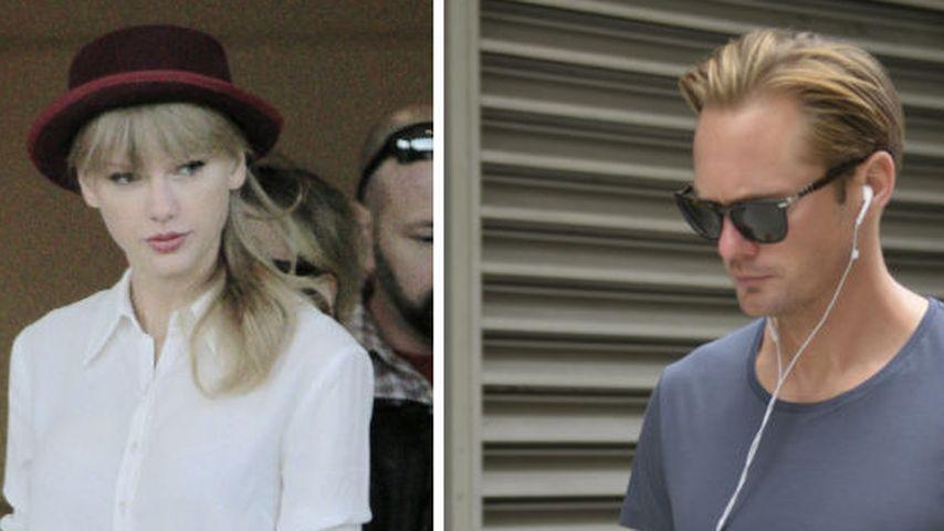 Taylor Swift: Was geht da mit Alexander Skarsgard?