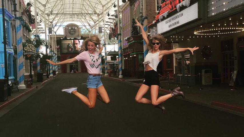 Schwangere Blake Lively: Baby-Party mit BFF Taylor Swift!