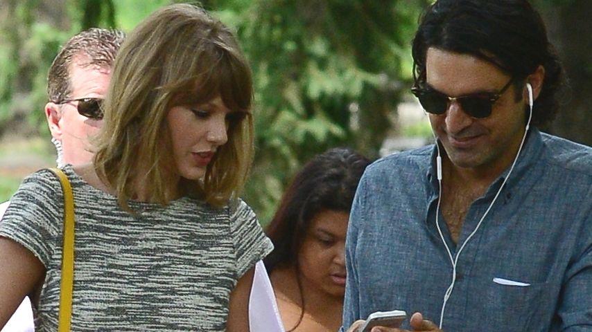 Erwischt! Ist Taylor Swift wieder auf Männerfang?
