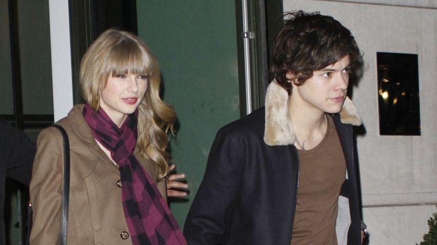 Harry Styles wieder solo - Taylor Swift freut's!