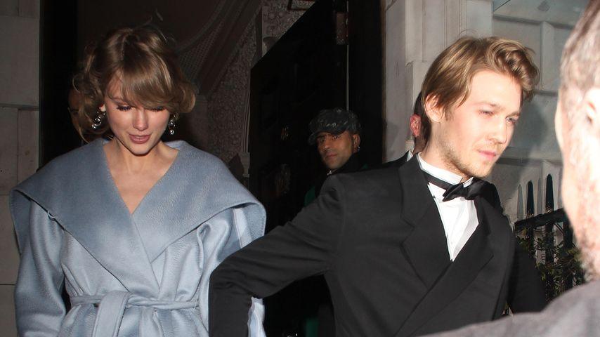 Neuer Song: Weist Taylor Swift hier auf ihre Verlobung hin?