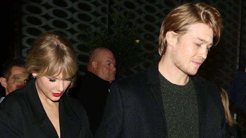 Neue Dokumentation: Taylor Swift zeigt endlich Liebe zu Joe!