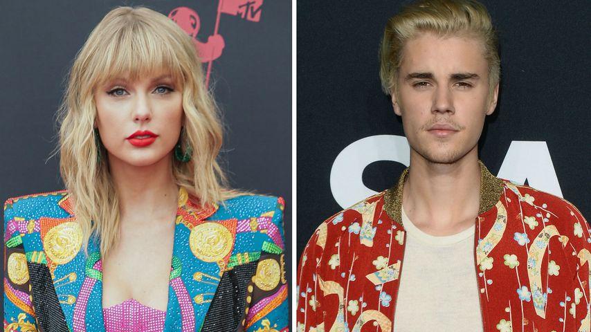 Deswegen ließ Taylor Swift Justin Bieber aus dem Gym werfen