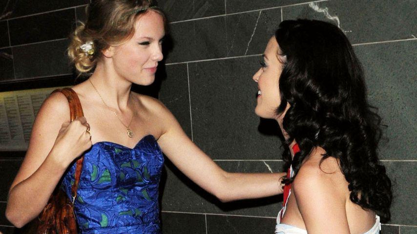 Katy Perry vor Taylor Swift: Diese Promis sahnen richtig ab!