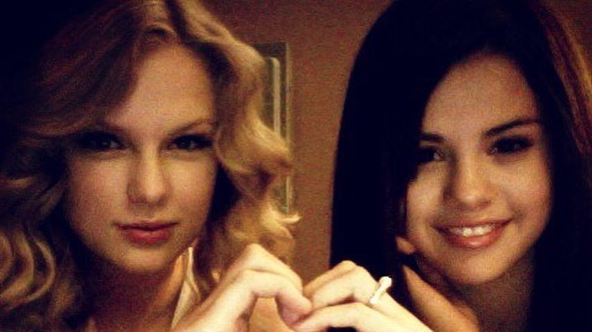 Taylor Swift und Selena Gomez, Sängerinnen