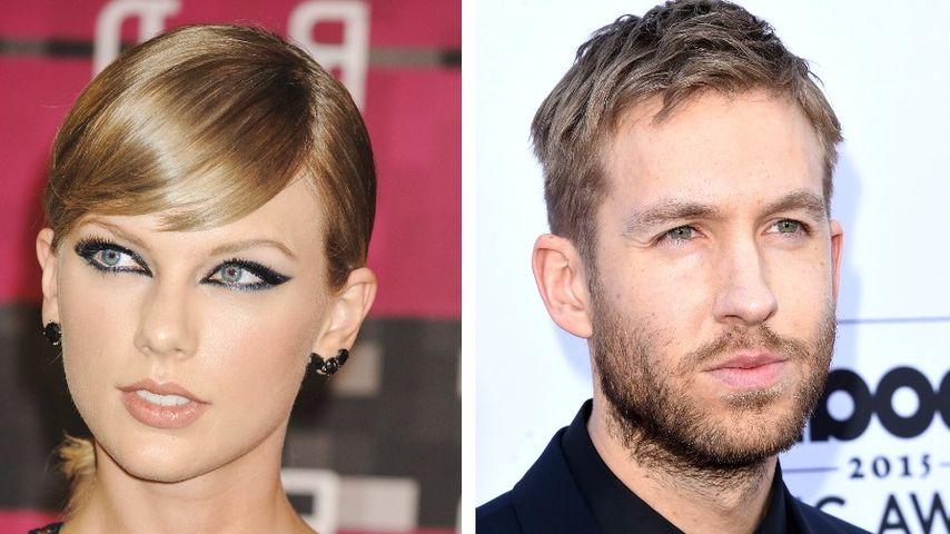 Schock! Haben sich Taylor Swift und Calvin Harris getrennt?