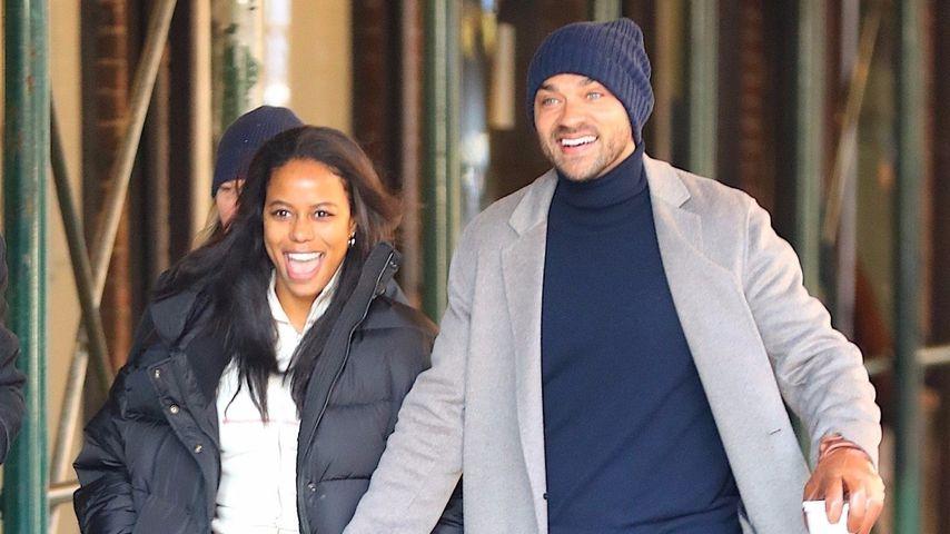 Taylour Paige und Jesse Williams in New York 2020
