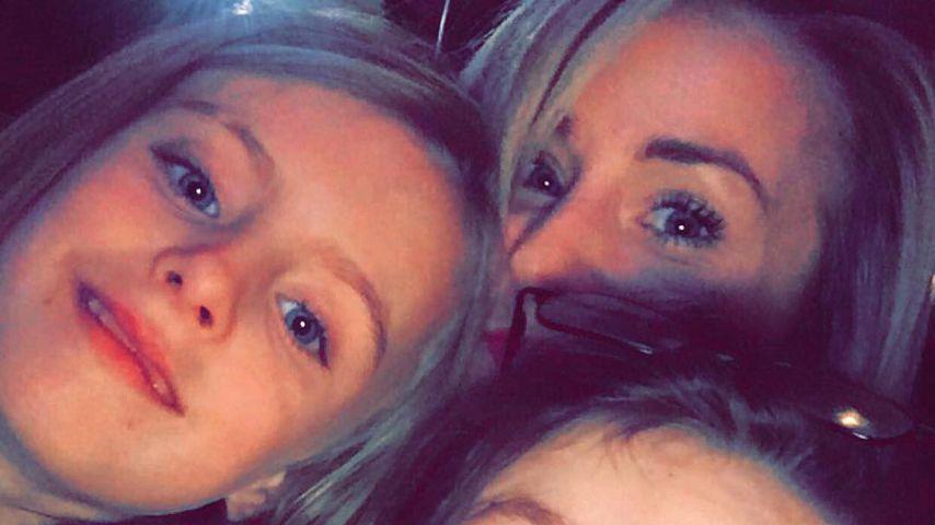 """""""Teen Mom"""" Leah Messer mit ihren Töchtern"""