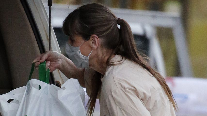 Terri Irwin beim Einkaufen in Queensland, Dezember 2020