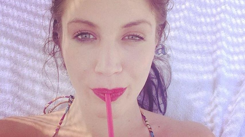 Trotz Hotel-Klage: Tessa entspannt im Urlaub