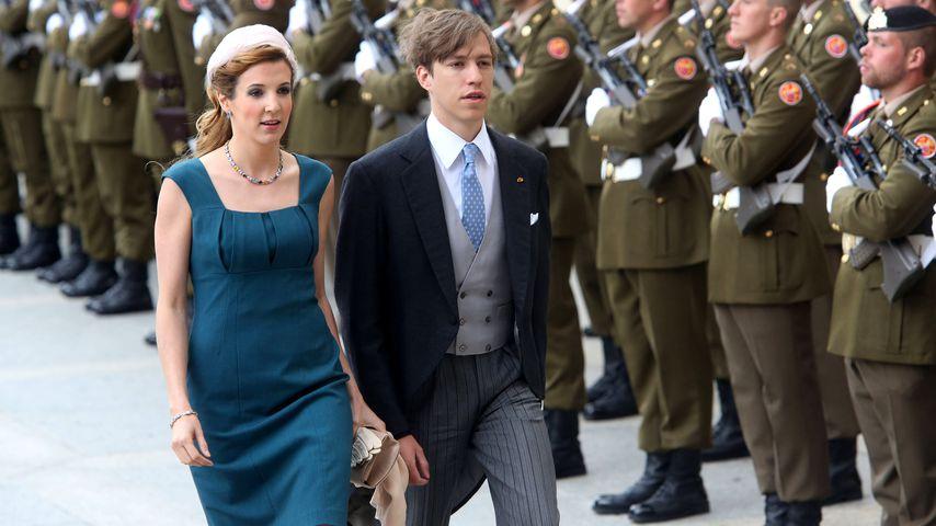Nach der Scheidung: Prinzessin Tessy verliert ihren Titel
